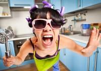 Чому жінка не хоче бути домогосподаркою?