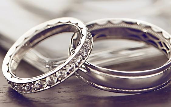 Які каблучки вибрати на весілля?
