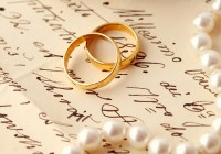 Як правильно підібрати каблучки на весілля?