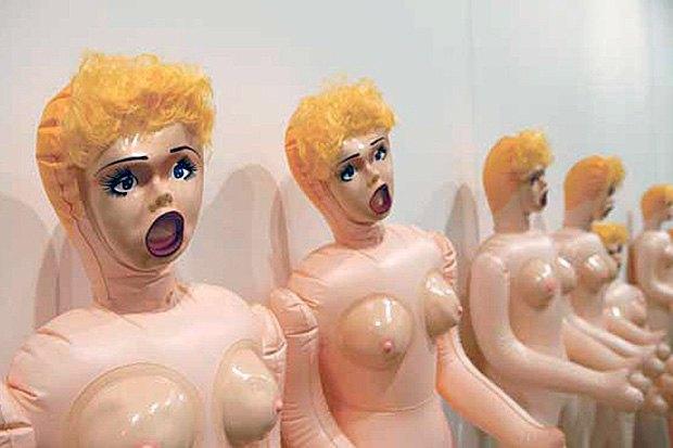 кукла секс фото