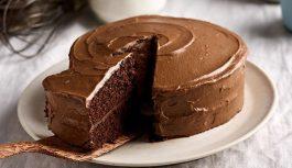 Кавовий торт. Приготування