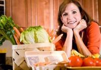Дієта для жінок в період менопаузи