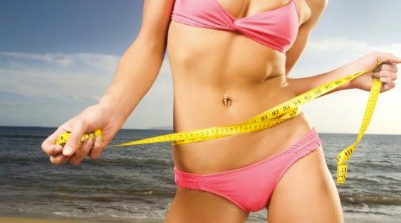 Особливості схуднення в літній період