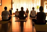 Відкриття студії йоги