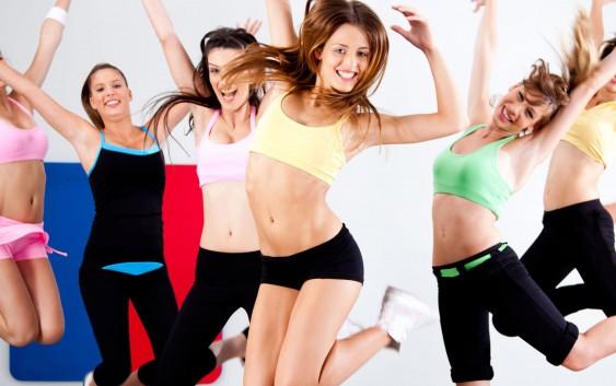Відкриття фітнес-клубу для молодих мам