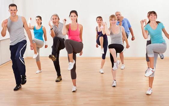 Аеробіка – фітнес в танцювальному ритмі