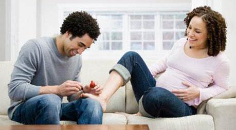 Чи можна робити манікюр вагітним?