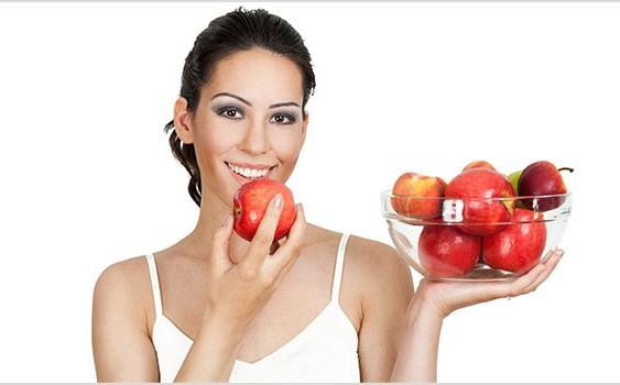 Що нам дають яблука?