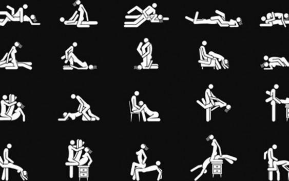 Пози в сексі і характер жінки