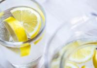 Вода з лимоном – користь чи шкода?