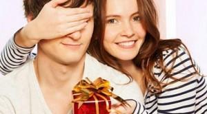Що подарувати коханому на новий рік