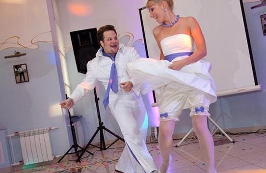 Весільний танець: жартома чи всерйоз