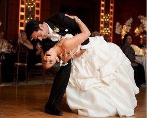 Музика для весільного танцю
