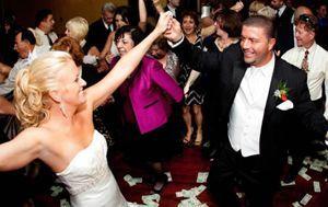 Підготовка весільного танцю
