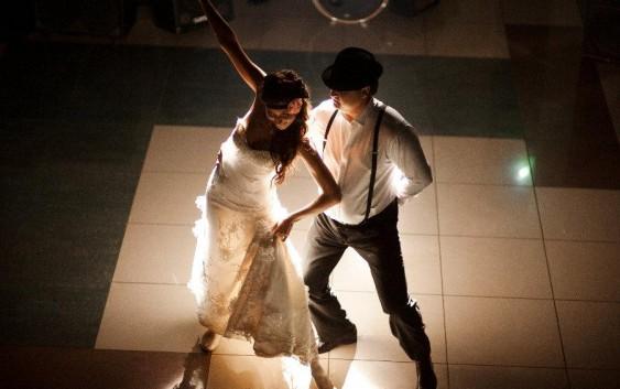 Танго – пристрасний танець молодят