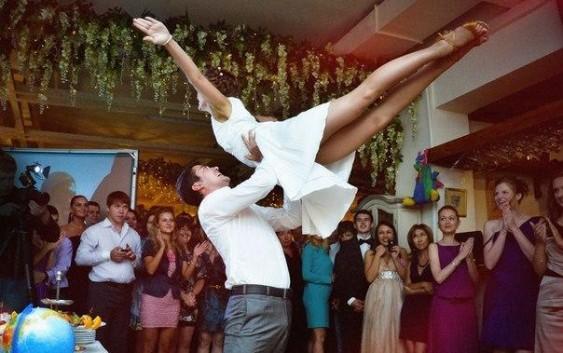 Весільний танець: вартість навчання