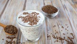 Насіння льону з кефіром – рецепт для схуднення та очищення організму. Як приймати
