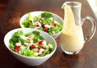 Низькокалорійні заправки для салату на заміну майонезу