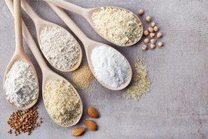Як зробити безглютенове борошно і суміш для випічки хліба та інших виробів своїми руками