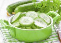 Ви полюбите огірки ще більше! Чим корисні огірки і чому їх треба їсти?